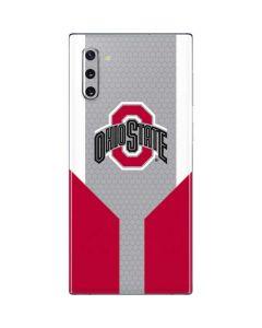 Ohio State University Galaxy Note 10 Skin