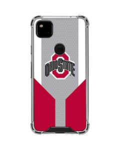 Ohio State University Google Pixel 4a Clear Case