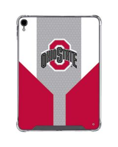 Ohio State University iPad Pro 11in (2018-19) Clear Case
