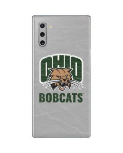 Ohio University Bobcats Galaxy Note 10 Skin