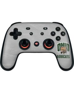 Ohio University Bobcats Google Stadia Controller Skin