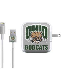 Ohio University Bobcats iPad Charger (10W USB) Skin