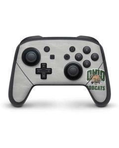 Ohio University Bobcats Nintendo Switch Pro Controller Skin