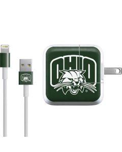 Ohio University Outline iPad Charger (10W USB) Skin
