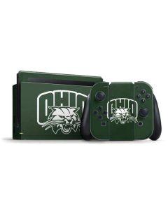 Ohio University Outline Nintendo Switch Bundle Skin