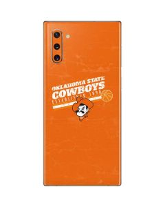 OK State Cowboys Est 1890 Galaxy Note 10 Skin