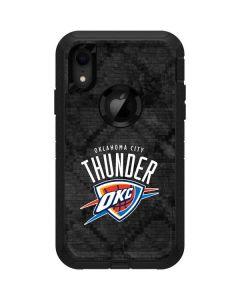 Oklahoma City Thunder Dark Rust Otterbox Defender iPhone Skin