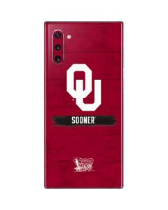 Oklahoma Sooners Galaxy Note 10 Skin