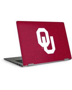 Oklahoma Sooners Red HP Elitebook Skin