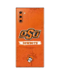 Oklahoma State Vintage Galaxy Note 10 Skin