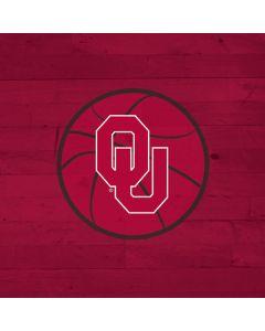 Oklahoma Sooners Wood Court Apple TV Skin