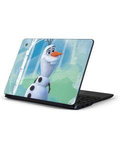 Olaf Samsung Chromebook Skin