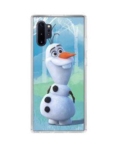 Olaf Galaxy Note 10 Plus Clear Case