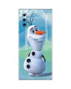 Olaf Galaxy Note 10 Skin