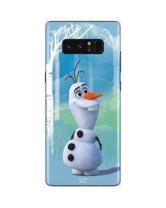 Olaf Galaxy Note 8 Skin