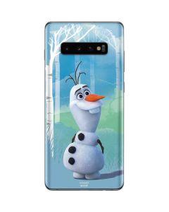 Olaf Galaxy S10 Plus Skin