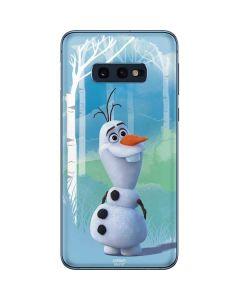 Olaf Galaxy S10e Skin
