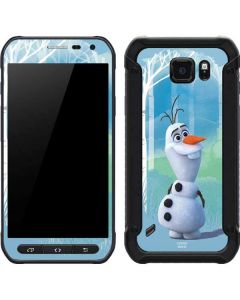 Olaf Galaxy S6 Active Skin