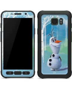 Olaf Galaxy S7 Active Skin