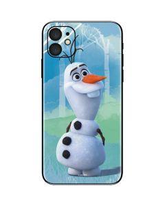 Olaf iPhone 11 Skin