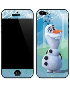 Olaf iPhone 5/5s/SE Skin