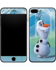 Olaf iPhone 8 Plus Skin