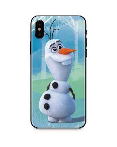 Olaf iPhone XS Max Skin