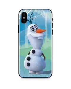 Olaf iPhone XS Skin