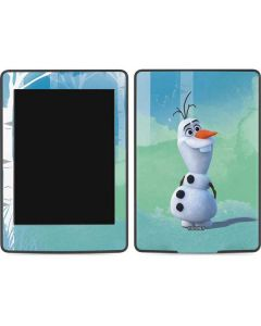 Olaf Amazon Kindle Skin
