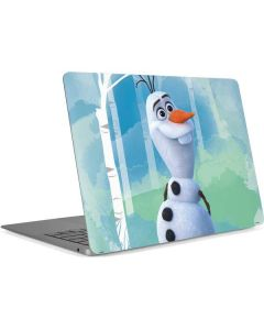 Olaf Apple MacBook Air Skin