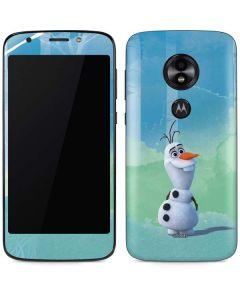 Olaf Moto E5 Play Skin
