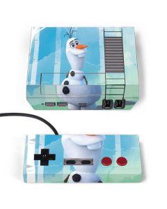 Olaf NES Classic Edition Skin
