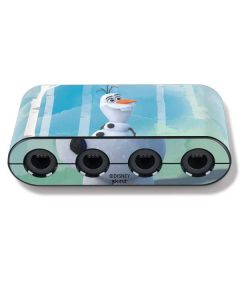 Olaf Nintendo GameCube Controller Adapter Skin