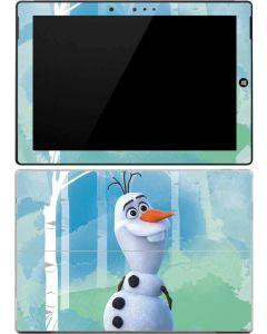Olaf Surface 3 Skin