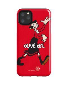 Olive Oyl Full iPhone 11 Pro Max Impact Case