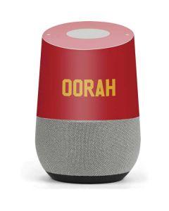 Oorah Google Home Skin