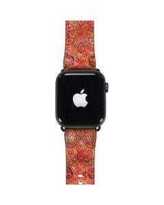 Orange Zen Apple Watch Case