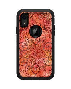 Orange Zen Otterbox Defender iPhone Skin