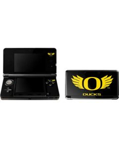 Oregon Ducks Black 3DS (2011) Skin