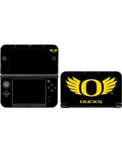 Oregon Ducks Black 3DS XL 2015 Skin