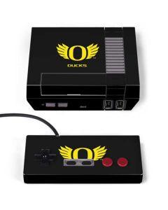 Oregon Ducks Black NES Classic Edition Skin