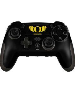 Oregon Ducks Black PlayStation Scuf Vantage 2 Controller Skin
