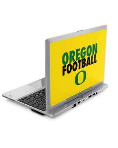 Oregon Ducks Football Elitebook Revolve 810 Skin