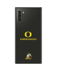 Oregon Ducks Galaxy Note 10 Skin