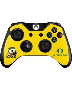Oregon Ducks Green Gradient Xbox One Controller Skin