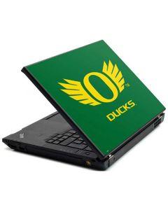 Oregon Ducks Green Lenovo T420 Skin