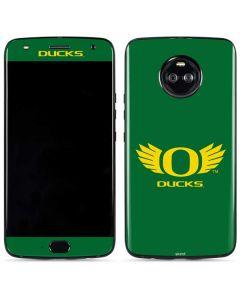 Oregon Ducks Green Moto X4 Skin