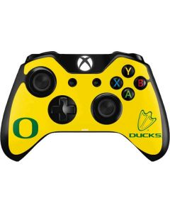 Oregon Ducks Logo Xbox One Controller Skin