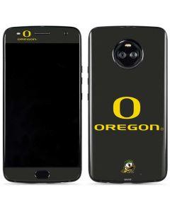 Oregon Ducks Moto X4 Skin