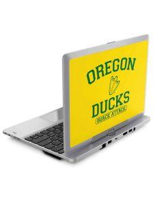 Oregon Ducks Quack Attack Elitebook Revolve 810 Skin